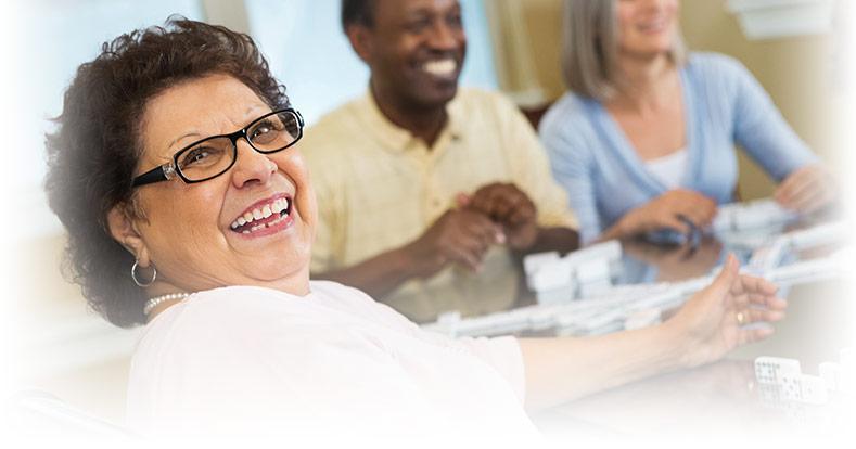 nursing home community